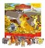 Disney The Lion Guard My Busy Book 디즈니 라이언 가드 비지북 (피규어 책)