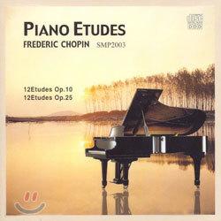 Chopin : 12 Etude op.10ㆍOp.25