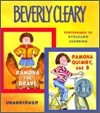 Ramona the Brave and Ramona Quimby, Age 8 : Audio CD