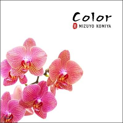 Mizuyo Komiya (미즈요 고미야) - Color