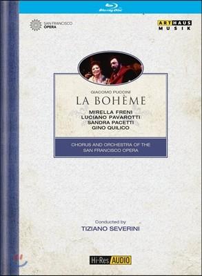 Mirella Freni / Luciano Pavarotti 푸치니: 라보엠 - 미렐라 프레니 / 루치아노 파바로티 (Puccini: La Boheme)