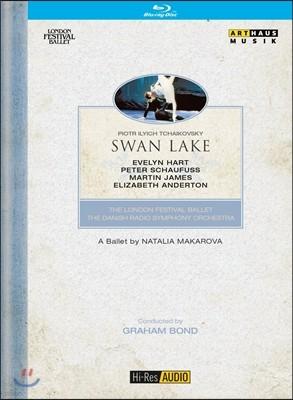 Graham Bond 차이코프스키: 발레 '백조의 호수' - 그래험 본드 / 런던 페스티벌 발레단 (Tchaikovsky: Swan Lake)