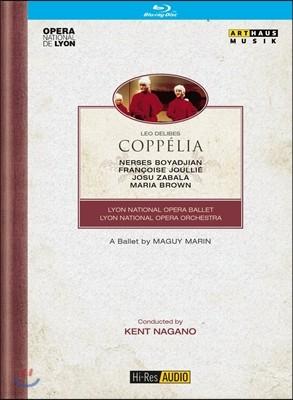 Kent Nagano 레오 들리브: 발레 '코펠리아' - 켄트 나가노 / 리옹 국립 발레단 (Leo Delibes: Ballet 'Coppelia')