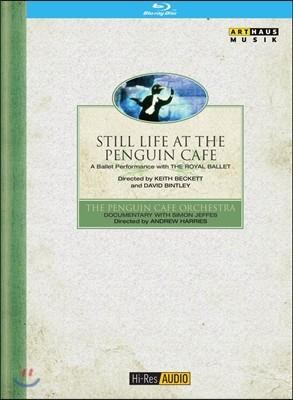 펭귄 카페의 정물 - 펭귄 카페 오케스트라와 로얄 발레단 (Still Life at the Penguin Cafe - Penguin Cafe Orchestra & Royal Ballet)