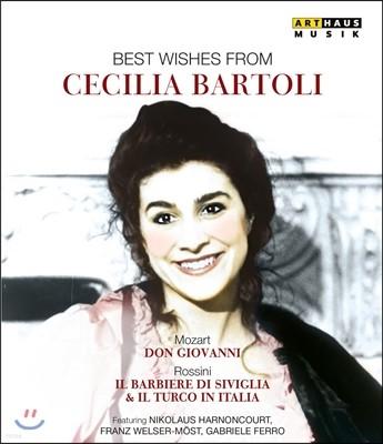 체칠리아 바르톨리 50세 기념 에디션 - Best Wishes from Cecilia Bartoli