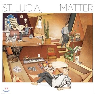 St. Lucia (세인트 루시아) - 2집 Matter