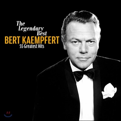 Bert Kaempfert - The Legendary Best of Bert Kaempfert: 55 Greatest Hits