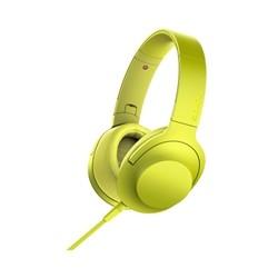소니코리아정품 SONY MDR-100AAP 아이유 h.ear on 헤드폰 mdr-100aap