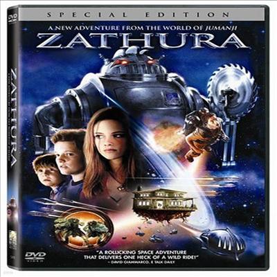 Zathura (자투라)(지역코드1)(한글무자막)(DVD)