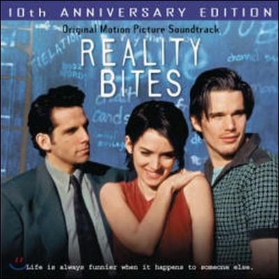[중고] O.S.T. / Reality Bites - 청춘 스케치 (10th Anniversary Edition)