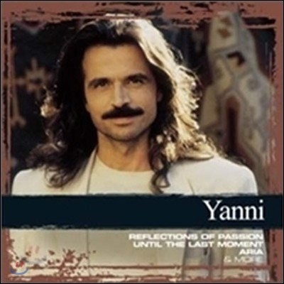 [중고] Yanni / Collections (홍보용)