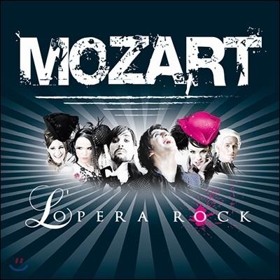 Mozart L'Opera Rock (뮤지컬 아마데우스 프랑스 오리지널 캐스팅 레코딩) OST (Deluxe Edition)