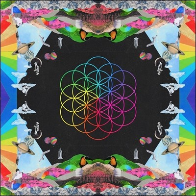 Coldplay (콜드플레이) - 7집 A Head Full Of Dreams [2 LP]