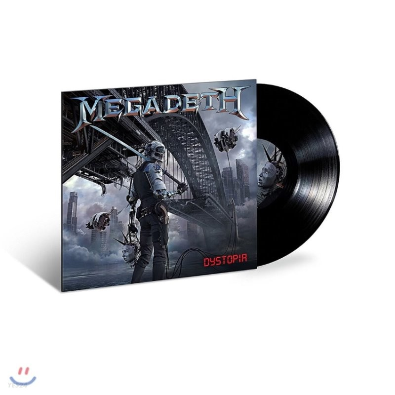 Megadeth - Dystopia [LP]