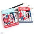 [천유] 코카콜라 클립 연필캡세트(30개입)