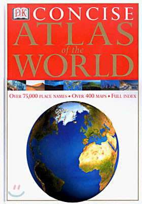 DK Concise Atlas of the World
