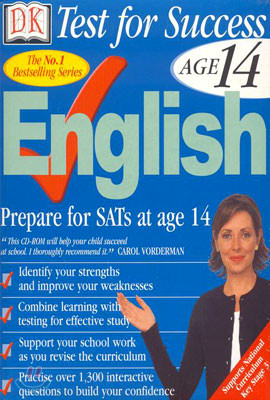 Test For Success Age 14 - English