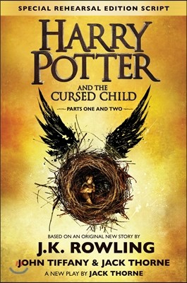 Harry Potter and the Cursed Child - Part I & II (미국판)