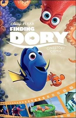 디즈니 픽사 도리를 찾아서 시네스토리 : Disney-Pixar Finding Dory Cinestory Comic
