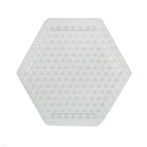 [비즈공예] 아트비즈 투명모양판-육각형
