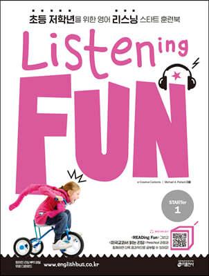 리스닝 펀 Listening Fun Starter 1