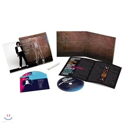 Michael Jackson - Off The Wall (CD+Blu-ray Edition)