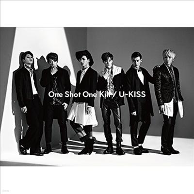 유키스 (U-Kiss) - One Shot One Kill (CD+DVD) (초회생산한정반)