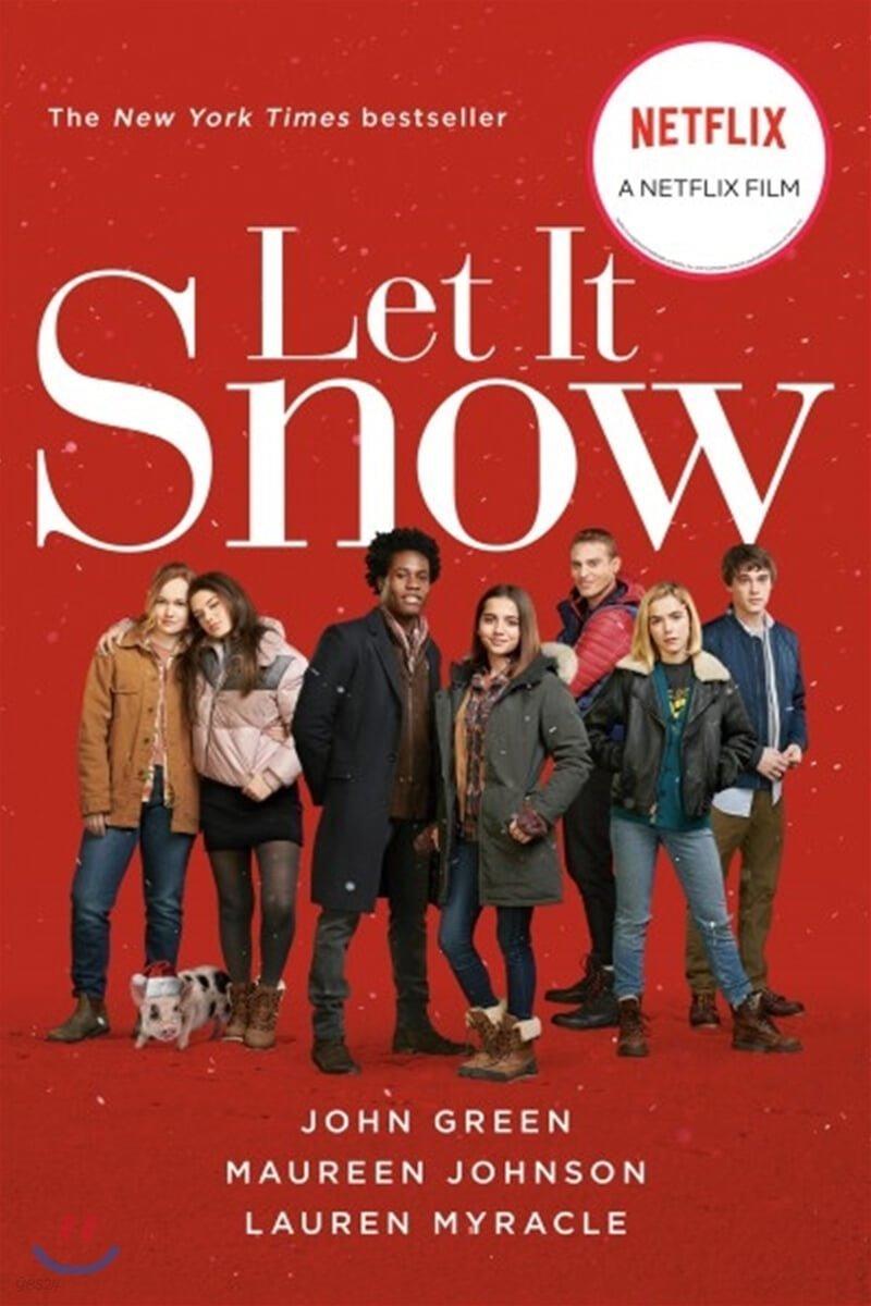 Let It Snow (Movie Tie-in) 넷플릭스 영화 렛 잇 스노우 원작도서