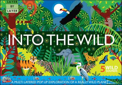 [스크래치 특가]Layer by Layer : Into the Wild