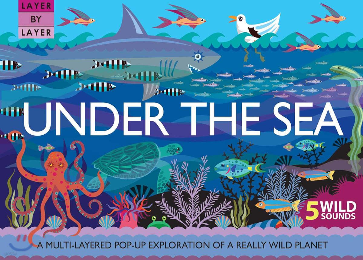 [스크래치 특가]Layer by Layer : Under the Sea