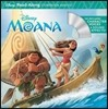 Moana Read-Along Storybook and CD