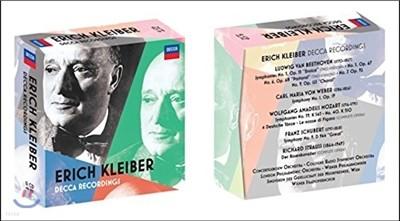 에리히 클라이버 데카 레코딩 (Erich Kleiber - Decca Recordings)