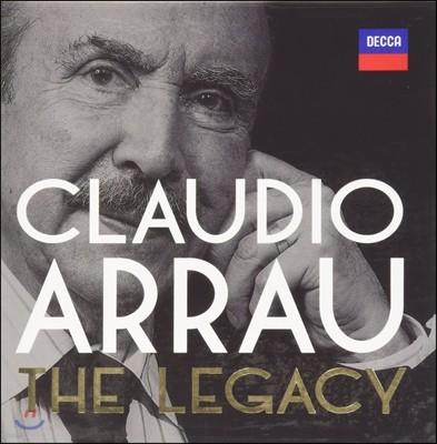 클라우디오 아라우 레가시 1988-1991년 녹음 (Claudio Arrau - The Legacy)