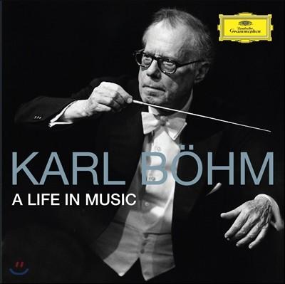 칼 뵘 - 라이프 인 뮤직 (Karl Bohm - A Life in Music)