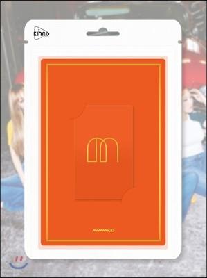 마마무 (Mamamoo) 1집 - Melting [스마트 뮤직 카드(키노 앨범)]