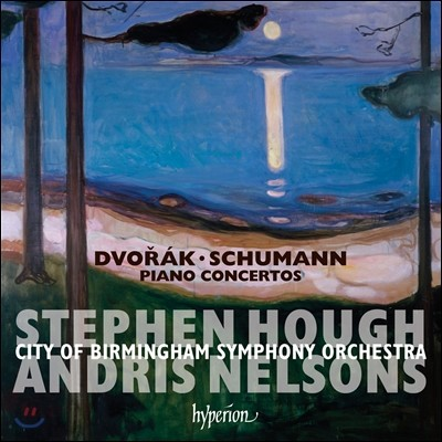 Stephen Hough / Andris Nelsons 드보르작 / 슈만: 피아노 협주곡 - 스티븐 허프, 안드리스 넬손스 (Dvorak / Schumann: Piano Concerto)