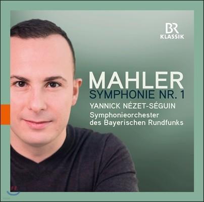 Yannick Nezet-Seguin 말러: 교향곡 1번 '타이탄' - 야닉 네제-세갱, 바이에른 방송 교향악단 (Mahler: Symphony No.1 'Titan')