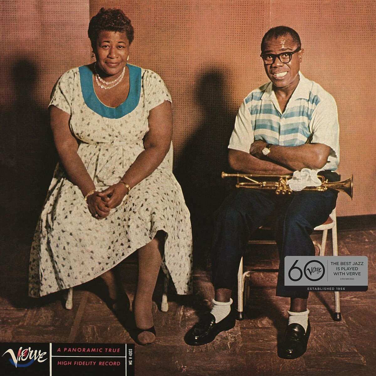 Ella Fitzgerald & Louis Armstrong - Ella And Louis [LP]