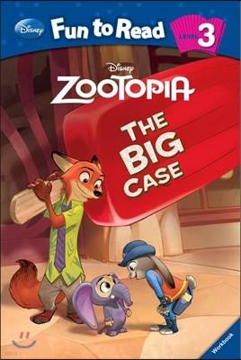 Disney Fun to Read 3-21 : The Big Case