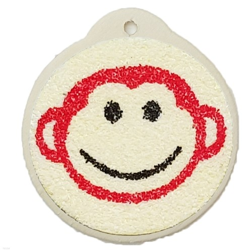 [데코샌드] 꼬메빔보 열쇠고리만들기 301 원숭이
