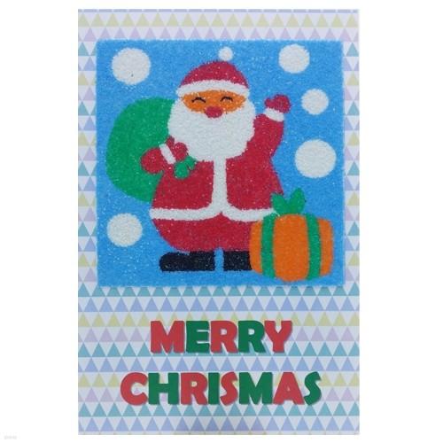 [데코샌드] 꼬메빔보 카드만들기 501 산타