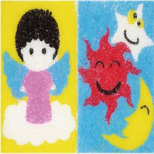 [데코샌드] 꼬메빔보 연필꽂이만들기 203 천사,해달별
