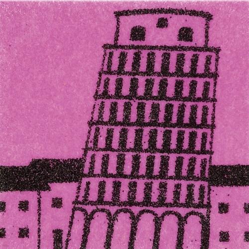 [데코샌드] 꼬메빔보 액자만들기 136 피사의사탑