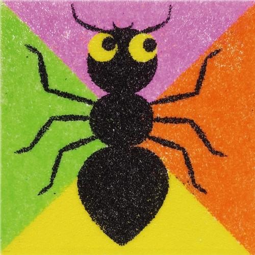 [데코샌드] 꼬메빔보 액자만들기 103 개미