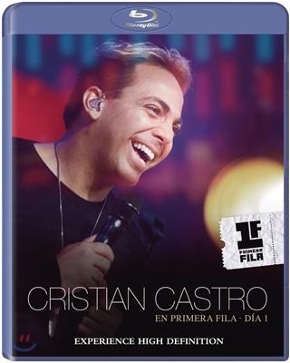 Cristian Castro - En Primera Fila-Dia 1
