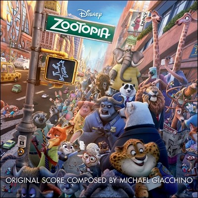 Zootopia (주토피아) OST (Original Score)