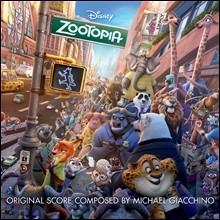 Zootopia (�����Ǿ�) OST (Original Score)