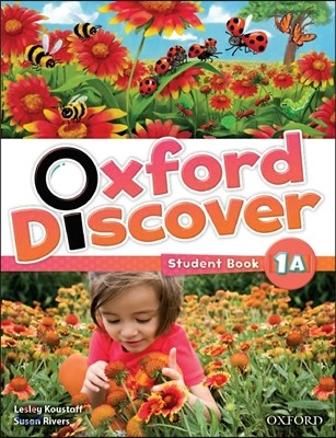 Oxford Discover Split 1A : Student Book