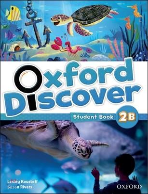Oxford Discover Split 2B : Student Book
