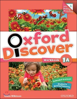 Oxford Discover Split 1A : Workbook with On-line Practice